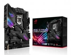 Asus ROG-STRIX-Z490-E-GAMING MotherBoard Z490 ATX: Socket 1200 For Intel 10th Gen. Processors 4x DDR4 (ROG-STRIX-Z490-E-GAMING)