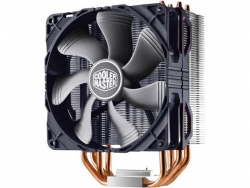 Cooler Master Rr 212x 20pm R1 120mm 4th Generation Bearing Cpu Cooler Rr-212x-20pm-r1