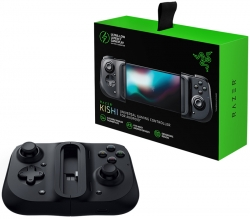 Razer Kishi Controller for Android Phones, USB Type C , Passthrough Charging RZ06-02900100-R3M1