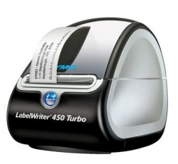 Dymo LABEL WRITER 450 TURBO - HIGH SPEED PROFESSIONAL LABEL PRINTER FOR PC AND MAC S0840370