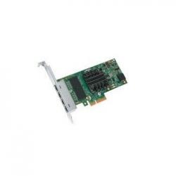 Fujitsu Quad Port Gigabit Ethernet Server Adapter - Intel I350-t4 S26361-f4610-l504