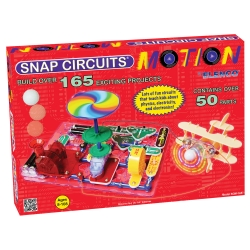 Snap Circuits Motion Scm-165