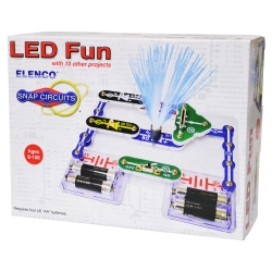 Snap Circuits Mini Kit Led Fun Scp-11