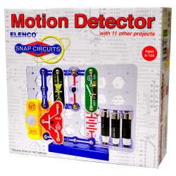 Snap Circuits Mini Kit Motion Detector Scp-13