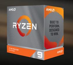AMD Ryzen 9 3950X 16 Cores Am4 Cpu 32 Threads 100-100000051Wof