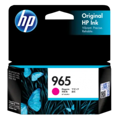 HP 965 Magenta Original Ink Cartridge 3JA78AA