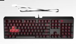 HP OMEN Encoder Keyboard Cherry Red (6YW76AA)