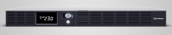 CyberPower Smart App Office Rackmount Series LCD 1500VA/ 900W 1U Line Interactive UPS(OR1500ERM1U)