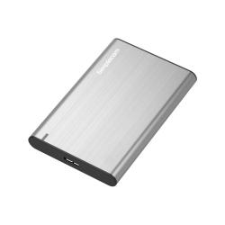 Simplecom SE211 Aluminium Slim 2.5'' SATA to USB 3.0 HDD Enclosure Silver SE211-SL