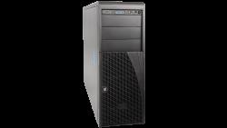 Intel Server Chassis, Hdd (0/ 4), Psu (0/ 2), 4u Tower, Fits M/ B S2600cw, 3yr Wty P4304xxmuxx