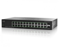 Cisco (sg112-24-au) Sg112-24 Compact 24-port Gigabit Switch Sg112-24-au