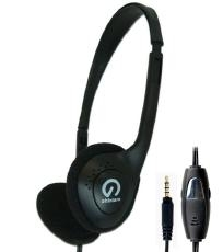 Shintaro Stereo Headset With Inline Mic Sh-106m