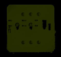 Watchguard Flat Surfaces (Wall Hard Ceiling) Mount Kit For Watchguard Ap325 Wg8038
