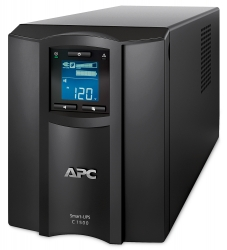 Apc Smart Ups (Smc) 1500Va With Smartconnect Lcd Tower - 2Yr Wty Smc1500Ic