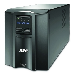Apc Smart Ups (Smt) 1500Va 230V Lcd Tower With Smart Slot - 3Yr Wty Smt1500Ic
