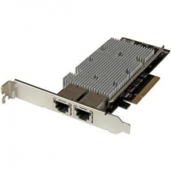 Startech 2-port Pci Express 10gbase-t Ethernet Network Card - 10gbe Network Interface Card With