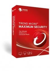 Trend Micro Maximum Security (1 Devices) 24Mth Retail Mini Box Ticewwmdxsbwff