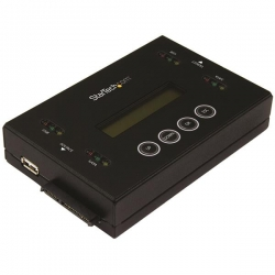 Startech Drive Duplicator & Eraser For Usb Flash Drives & 2.5 / 3.5in Sata Drives - Standalone Ssd