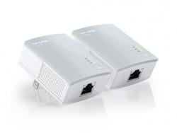 Tp-Link Av600 Powerline Adapter Starter Kit 600Mbps Tl-Pa4010-Kit