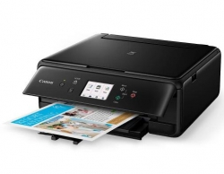 Canon Pixma Home Ts5160bk Aio Printer Black Ts5160bk