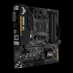 Asus Amd B450 Matx Gaming Motherboard With Aura Sync Rgb Led Lighting Ddr4 3200Mhz Support 32Gbps