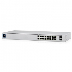 Ubiquiti UniFi USW-16-POE | UniFi 16 Port Gigabit Switch 8 PoE and 2 SFP UB.USW.16.POE