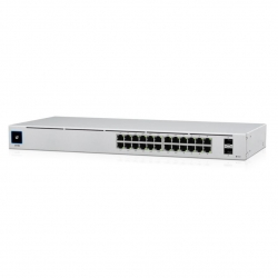 Ubiquiti UniFi USW-24-POE Gen 2 | UniFi 24 Port Gigabit Switch PoE and SFP UB.USW.24.POE