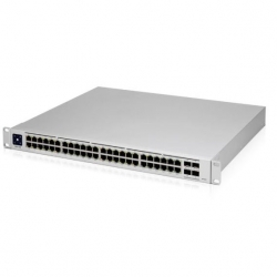 Ubiquiti UniFi USW-PRO-POE-48-POE Gen 2 | UniFi 48 Port Gigabit Switch PoE and SFP+ UB.USW.PRO.48POE