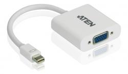 Aten Mini Displayport (m) To Vga (f) Adapter Vc920-at