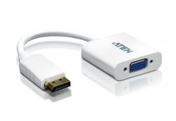 Aten Displayport (m) To Vga (f) Adapter Vc925-at