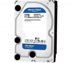 """Western Digital 2TB WD Blue 5400RPM SATAIII 256MB 3.5"""" Hard Disk Drive WD20EZAZ"""