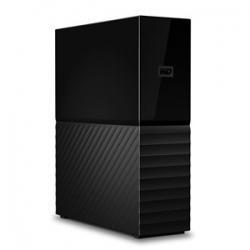 Western Digital My Book 4tb Usb3.0 Desktop Drive With Backup - Black Wdbbgb0040hbk-aesn