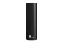 Western Digital Elements Desktop 6tb Black Wdbbkg0060hbk-aesn