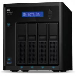 Western Digital My Cloud Pr4100 Pro Series 4-bay 16tb Nas - 1.6ghz Quad-core Cpu, 4gb Ddr3