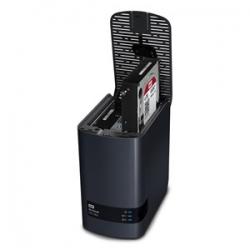 Western Digita My Cloud 4tb Ex2 Ultra 2-bay Nas - 1.3ghz Dual-core Cpu, 1gb Ddr3, Raid, Backup,