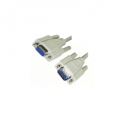 Wicked Wired 5m Hd15 15pin Male Vga To Hd15 15pin Female Vga Video Extension Cable Ww-av-hd15mf5m