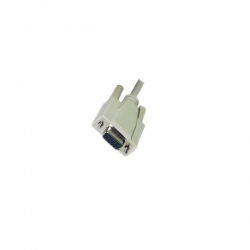 Wicked Wired 2m Female 9pin D-sub (db9) To Female 9pin D-sub Null Modem Direct Serial Cable Ww-s-nulmod-db9ff2m 183068