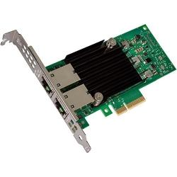 Intel Dual Port 10gbe Ethernet Adapter X550t2 Rj45 Lp/ Ful L Bracket X550t2blk