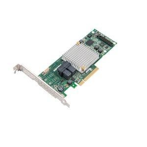 Adaptec 2277500-R 8805 RAID 0//1//10 SAS 1GB X8 PCIE GEN 3 MD2 2 8643 INT