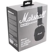 Marshall Major III Bluetooth Wireless On-Ear Headphones, Collapsible, 30 Hours Playtime, Built-in Mic and Control Knob 4092186