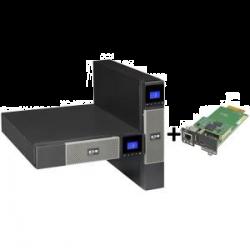 EATON 5PX 2000VA1800W 2U RckTwr UPS + Gigabit Network Card (1689562 + 4334350)