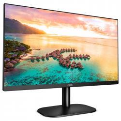 AOC 23.8 inch IPS, Low Blue Mode, Flicker Free, Ultra Slim Monitor (24B2XH)