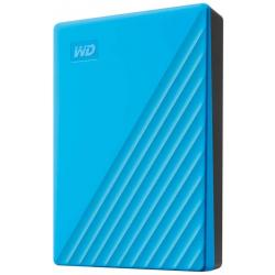 Western Digital My Passport 4TB Blue 2.5IN USB 3.0 WDBPKJ0040BBL-WESN