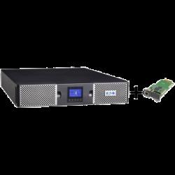 EATON 9PX 2200VA 2U RACK/TOWER + Gigabit Network Card (3973758 + 4334350)
