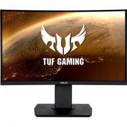 Asus TUF Gaming VG24VQ 24IN Curved Gaming Monitor WLED FHD (1920X1080) 1MS 144HZ