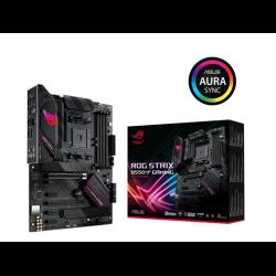 ASUS AMD ATX ROG STRIX B550 F Gaming Motherboard AM4 Dual DDR4, HDMI, Dual M.2 (90MB14S0-M0UAY0)