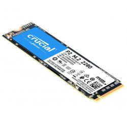 Crucial P2 1TB PCIe NVMe SSD 2400/1800 MB/s (CT1000P2SSD8)