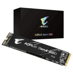 Gigabyte M.2 AORUS Gen4 SSD 1TB 5000/4400 MB/s (GP-AG41TB)