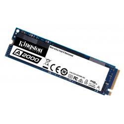 Kingston A2000 1TB M.2 NVMe PCIe SSD - 3D NAND 2000/1100MB/s (SA2000M8/1000G)