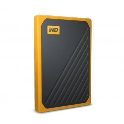 WD My Passport Go 1TB External Portable SSD 400 MB/s USB3.0 (WDBMCG0010BYT-WESN)
